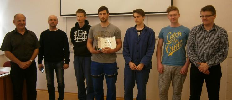 Vítězství v soutěži HMTT