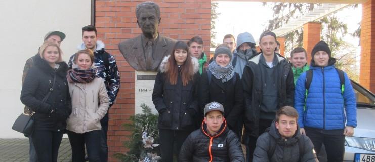 Žáci třídy PO1 a PO2 ve Zlíně