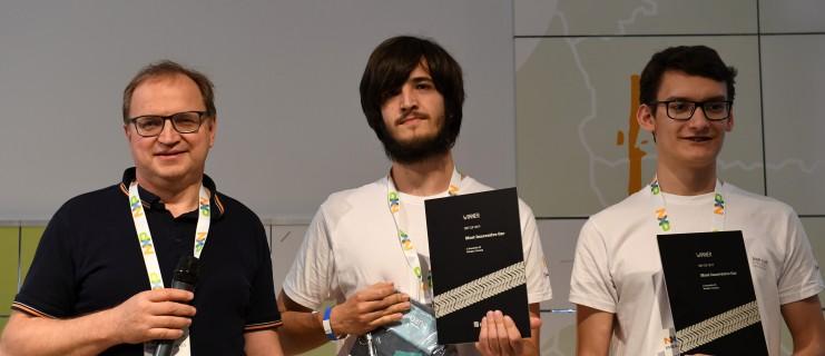 Finále soutěže NXP Cup