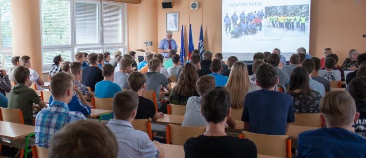 Informace pro žáky 1. ročníků školního roku 2019/2020