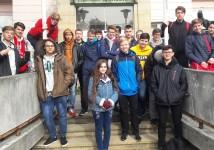 Obrázek k aktualitě Tematická exkurze 1. ročníků v Městské knihovně v Rožnově pod Radhoštěm