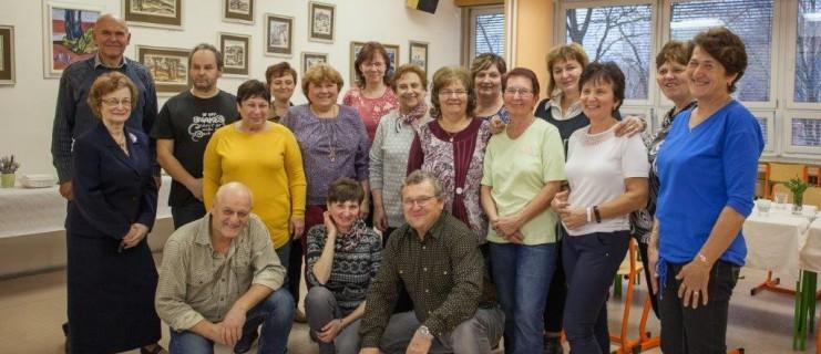 Setkání bývalých zaměstnanců TEÚ