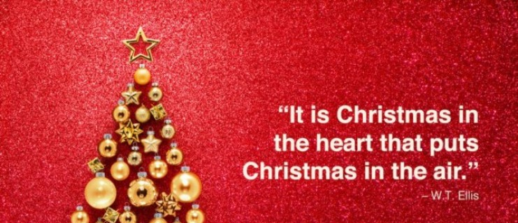 May Christmas bring joy to your heart....