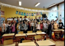 Obrázek k aktualitě Naši žáci byli součástí finanční gramotnosti na ZŠ 5. května