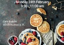 Obrázek k aktualitě Pancake brunch