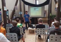 Obrázek k aktualitě Interaktivní hodina češtiny v městské knihovně – podpora čtenářské gramotnosti