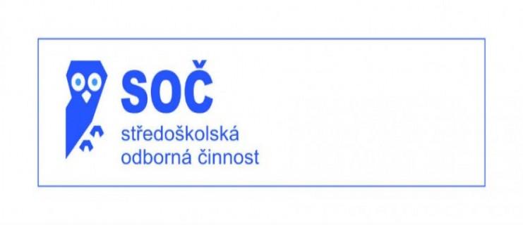 39. ročník soutěže SOČ - krajské kolo