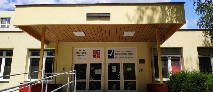 Rekonstrukce, modernizace a přístavba budovy praktického vyučování