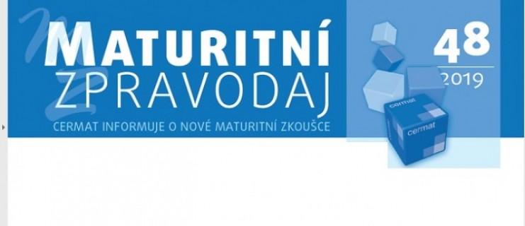 Maturitní zpravodaj č.48