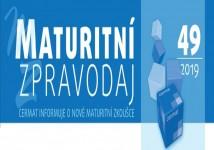 Obrázek k článku Maturitní zpravodaj č.49 - základní informace ke zkoušce z matematiky