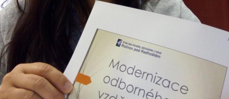 Využití výsledků projektu MOV - informační seminář