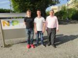 Fotogalerie NXP Cup - Evropské finále v Mnichově, foto č. 20