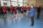 Fotogalerie Republikové finále AŠSK středních škol v házené chlapců, foto č. 29