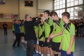 Fotogalerie Republikové finále AŠSK středních škol v házené chlapců, foto č. 19