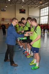 Fotogalerie Republikové finále AŠSK středních škol v házené chlapců, foto č. 20