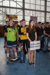 Fotogalerie Republikové finále AŠSK středních škol v házené chlapců, foto č. 5