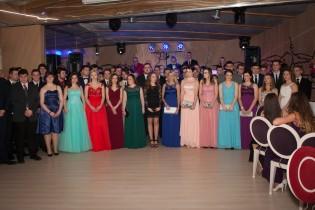 Maturitní ples 2018