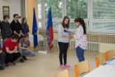 Fotogalerie Předávání certifikátů EUROPASS Mobility, foto č. 14