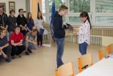 Fotogalerie Předávání certifikátů EUROPASS Mobility, foto č. 8