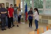 Fotogalerie Předávání certifikátů EUROPASS Mobility, foto č. 12