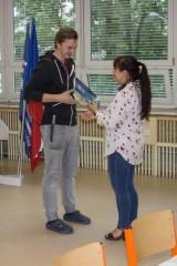 Fotogalerie Předávání certifikátů EUROPASS Mobility, foto č. 7