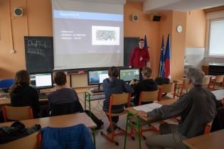 Kurz pro studenty z Piešťan