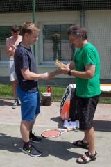 Fotogalerie 7.ročník turnaje SŠIEŘ Open v tenise, foto č. 4