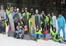 Obrázek k aktualitě Počasí lyžařskému kurzu letos nepřálo