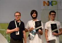 Obrázek k aktualitě Finále soutěže NXP Cup