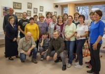 Obrázek k aktualitě Setkání bývalých zaměstnanců TEÚ