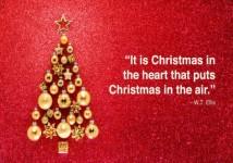 Obrázek k aktualitě May Christmas bring joy to your heart....