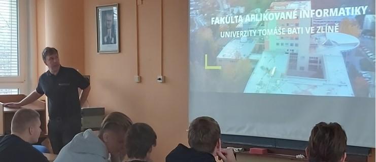 Kariérové poradenství – spolupráce s FAI UTB i v této oblasti úspěšně pokračuje…