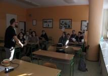 Obrázek k aktualitě Přednáška o životě v závislosti s Romanem Povalou