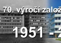 Obrázek k článku 70. výročí založení školy