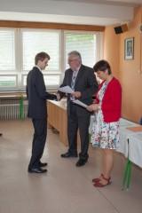 Fotogalerie Slavnostní předávání maturitních vysvědčení, foto č. 24
