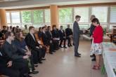 Fotogalerie Slavnostní předávání maturitních vysvědčení, foto č. 22