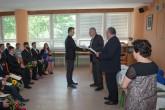 Fotogalerie Slavnostní předávání maturitních vysvědčení, foto č. 3