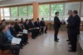 Fotogalerie Slavnostní předávání maturitních vysvědčení, foto č. 6