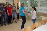 Fotogalerie Předávání certifikátů EUROPASS Mobility, foto č. 5