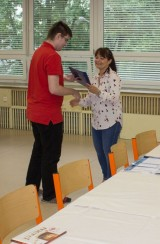 Fotogalerie Předávání certifikátů EUROPASS Mobility, foto č. 2