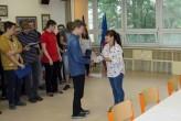 Fotogalerie Předávání certifikátů EUROPASS Mobility, foto č. 1