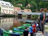 Fotogalerie Vodácký kurz 2. ročníků, foto č. 36