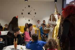Mikulášská nadílka pro Dětský domov Valašské Meziříčí