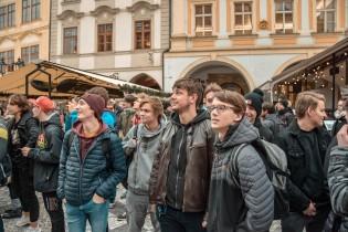 Exkurze ČNB Praha