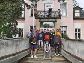 Interaktivní hodina češtiny v městské knihovně