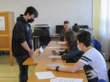 Fotogalerie Studentské volby 2021, foto č. 2